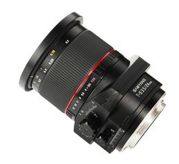 Samyang T-S 24mm F3.5 ED AS UMC, Canon (Tilt-shift objektiivi)