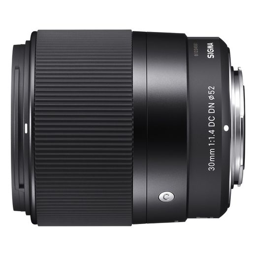 Sigma 30mm f/1.4 DC DN (Sony E Mount) Contemporary -versio