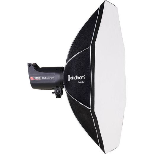 Elinchrom Rotalux Octabox Softbox 100cm (26646) + Deflector Set