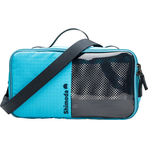 Shimoda Accessory Case Large, River Blue