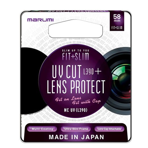 Marumi Fit + Slim MC UV Lens Filter