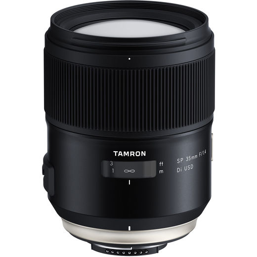 Tamron SP 35mm F1.4 Di USD, Nikon