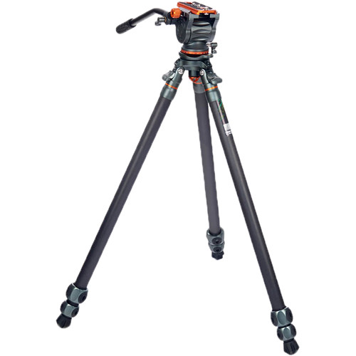 3 Legged Thing  MIKE + Airhead Cine KIT-S