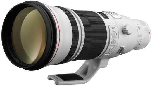 Canon EF 500mm f/4 L IS II USM teleobjektiivi