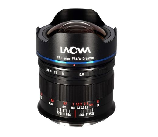 Venus Optics Laowa 9mm f/5.6 FF RL, L-mount