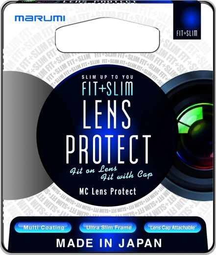 Marumi Fit + Slim MC Lens Protect