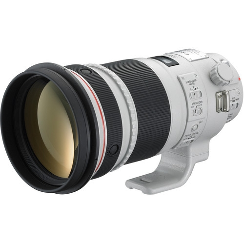 Canon EF 300mm f/2.8 L IS II USM teleobjektiivi
