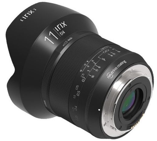 Irix 11mm f/4 Blackstone, Nikon