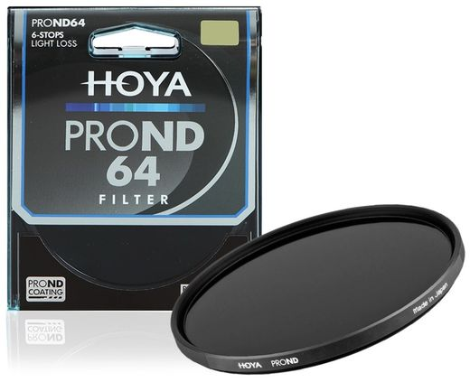 Hoya PROND ND64 harmaasuodin