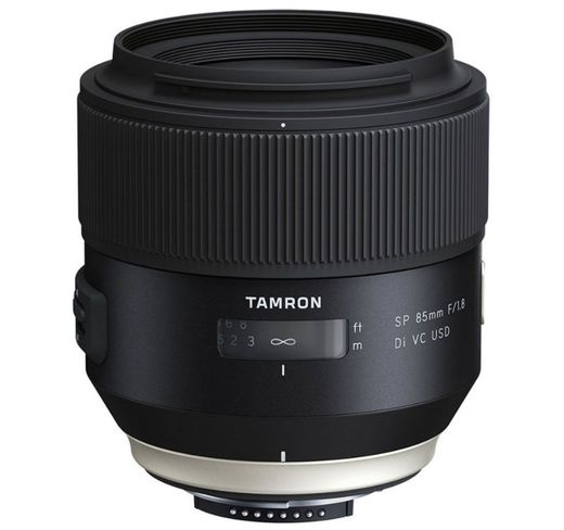 Tamron SP 85mm F/1.8 DI VC USD, Nikon