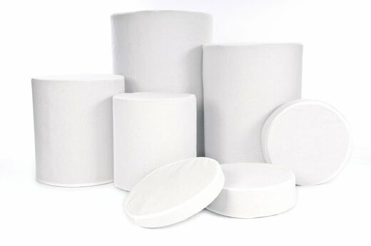 Lastolite White Covers (Posing Tubs) LL LA8015