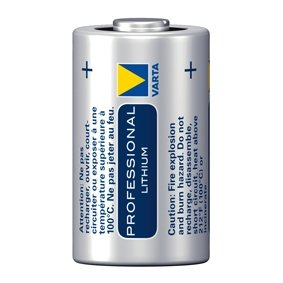 Varta CR2 Lithium Battery 3,0V